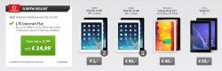 Sparhandy Deal: Vodafone LTE 3GB Flat für 24,99€ mit zb. Apple iPad Air 16GB Zuzahlung 1€