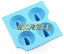 Super Gatget: Eiswürfel im Haiflossenlook für 1,31€ inkl. Versand bei Ebay