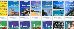 viele Lonely Planet Reiseführer Gratis im Google Play Store