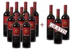 """Weinvorteil: Poggio dei Vignetti """"Novello IGT"""" – Der italienische Beaujolais Primeur- 2,08€ statt 9,99€ pro Flasche mit Gutschein"""