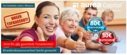 80€ Dividende für Krankenkassenwechsel zur TK + 30€ Amazon Gutschein