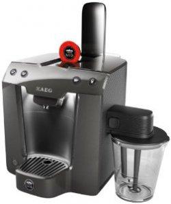 AEG LM 5400 Lavazza A Modo Mio + 64 Gratis Kapseln für 49,29€  [idealo 74€] @Amazon
