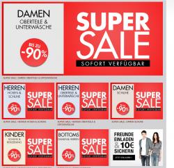 Amazon BuyVIP-Sales mit bis zu 90% Rabatt + 10€ Gutschein [ MBW 50€ ]
