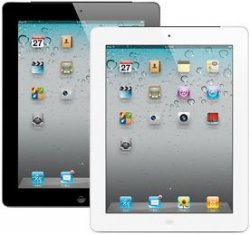 Apple iPad 2 16GB 3G + WiFi WLAN Tablet PC schwarz oder weiss für 299,00 €  inkl. Versand (347,51 € Idealo) @eBay