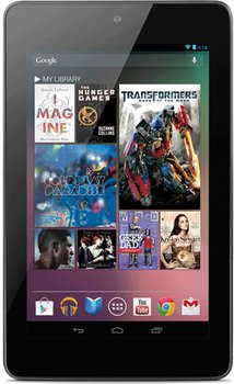 ASUS Google Nexus 7 Tablet PC für 99,00 € (111,00 € Idealo) @Comtech