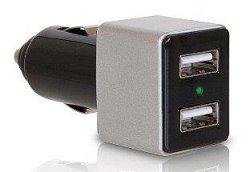 Bigtec KFZ USB Adapter 2-fach für 1,99 € inkl. Versand @Amazon