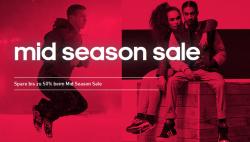 Bis zu 50% Rabatt im Mid Season Sale bei Adidas z.B. Colorado Ripstop Windjacke für 34 € (63 € Idealo)