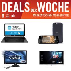 Deals der Woche @Cyberport – jedes Angebot weit unter Idealo Best-Preis z.B. HP Pavilion 15-n025sg Notebook für 499,00 € (624,00 € Idealo)