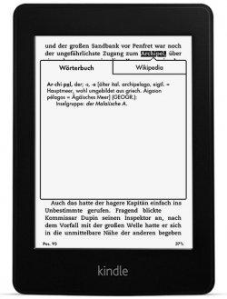 Der Neue Kindle Paperwhite statt 129€ für 99€ kostenloser Versand [idealo 133,99€]@ amazon