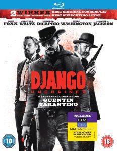 Django Unchained Blu-ray für 8,96  kostenloser Versand [idealo 15,99€]@ Zavvi