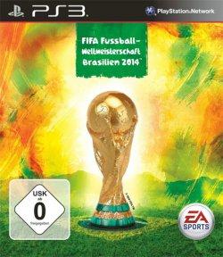 FIFA Fussball-Weltmeisterschaft Brasilien 2014 für PS3 und XBox 360 für je 55€ + 3,49€ Versand [Idealo: 56,94€]