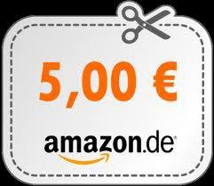 Für mind. 25€ Einkaufen und ein 5€ Gutschein erhalten @ Amazon