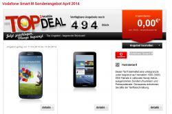 Galaxy S4 16GB LTE+ Galaxy Tab 2 7.0 inkl. MoWotel Easy für einmalig 0€ + 19,99€ mtl.@24mobile