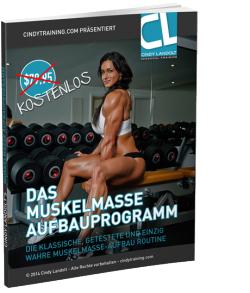 GRATIS: Cidy Landolts Muskelmasse-Aufbau-Programm statt $79,99@ personal-trainer-zuerich