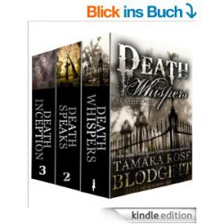 Gratis Kindle-eBook The Death Bundle, Books 1-3: Death Whispers, Death Speaks and Death Inception (Dark Dystopian Fantasy)