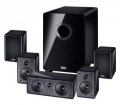 Heco Music Colors Cinema 5.1A 5.1 Lautsprecher-System für nur 359€ bei redcoon.de [Idealo: 367€]