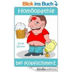 Homöopathie bei Kopfschmerzen Gratis als eBook