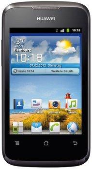 Huawei Ascend Y200 Android Smartphone für 47,50 € inkl. Versand (68,80 € Idealo) @eBay