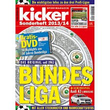 Kicker-Abo für effektiv 0,91€ pro Heft statt 2,15€ @kicker.de