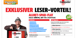 Klarmobil Allnet-Spar-Flat für 14,85€ mtl.@ klarmobil