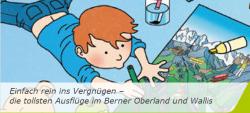 Kostenlos bestellen Mal- und Rätselbuch bestellen @loetschberger.ch