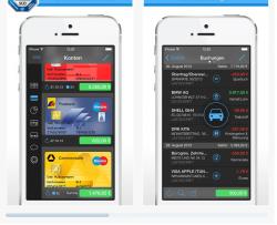 KOSTENLOS: Finanzblick – Onlinebanking iOS App statt 0,79€(iPhone) bzw. 4,99€(iPad) @iTunes
