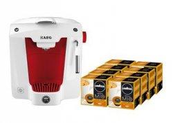 Lavazza A Modo Mio Espressomaschine + 8×16 Kapseln Caffe Crema für € 49,90 statt Gesamtpreis 97,92€ @gourmondo.de