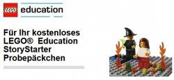 LEGO-Probepäckchen mit Figuren und Bausteine kostenlos bestellen @education.lego