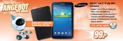 [LOKAL und ONLINE] Samsung Galaxy Tab 3 7.0 WiFi only schwarz Tablet 8GB + Samsung Tasche für 99€