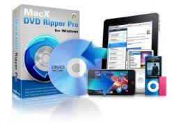 MacX DVD Ripper Pro kostenlos zum Download (40Dollar/ 29€ ) MacxDVD