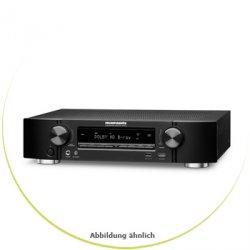 Marantz NR1504 [Schwarz]  5.1 AV-Receiver (85 Watt, HDMI, Netzwerk mit AirPlay/Spotify) für 299€