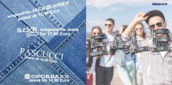 Marken Jeans schon für 14,90 Euro (Jack & Jones, Pascucci, Cipo & Baxx und Sucker Grand) im Hoodboyz Sale