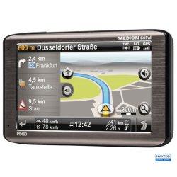 MEDION P5460 Navigationsgerät [B-WARE] für 79€ kostenloser Versand [idealo 129€]@ ebay