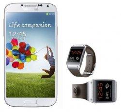 MoWoTel Easy: SAMSUNG Galaxy S4 mit Galaxy Gear V700 einmalig 49€ – für 14,95€ mtl. @sparhandy