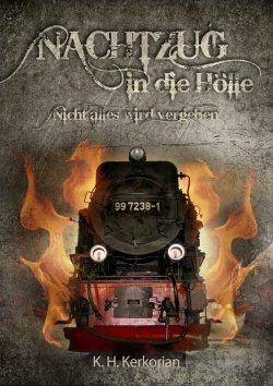 Nachtzug in die Hölle – kostenloses eBook bei Amazon (das Taschenbuch kostet 7,99 Euro)