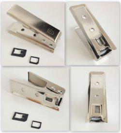 Nano SIM Cutter + Adapter für 1,80€ inkl. Versand statt ca. 10€ @Ebay