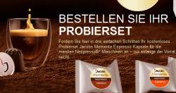 Nespresso – Kompatible Jacobs Momente Espresso Kapseln KOSTENLOS! – @Jacobs