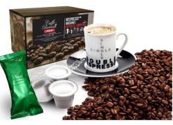 Nespresso-Kompatible Lungo-, Espresso- oder Decaffeinated-Kapseln, kompatibel mit Nespresso-Maschinen, 100 Kapseln 19,99 statt 54 € @Groupon