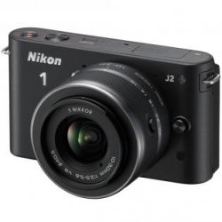 Nikon 1 J2 + 10-30mm schwarz oder weiß für 209,99€ [idealo 244,75€]@ redcoon