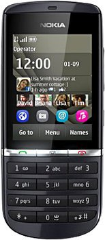 Nokia Asha 300 Smartphone für 39€ (69,26 € Idealo) @Smartkauf