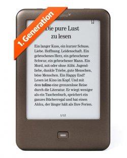 Nur heute! Tolino Shine eBook-Reader für nur 62,10€ statt 79€ inkl. Versand @BUCH.DE