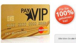 PayVip Kreditkarte – dauerhaft kostenlos mit 15€ Amazon Gutschein @payvip