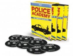 Police Academy – The Complete Collection auf Blu-ray (1-7) für nur 22,35€ inkl. Versand auf zavvi.com (deutsche Tonspur!)