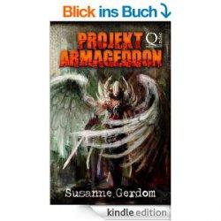 Projekt Armageddon: 21 Rezensionen / 4,8 Sterne – gratis eBook bei Amazon