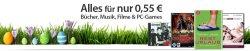 reBuy Kontert Medimops Aktion: Bücher,Musik,Filme und PC-Games nur 0,55€