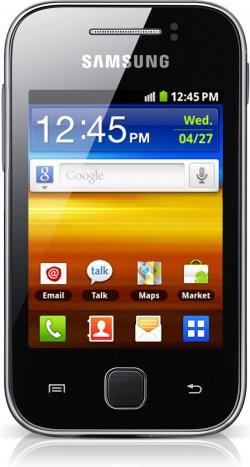 Samsung Galaxy Y S5360 für 29,00 € (54,65 € Idealo) @Smartkauf