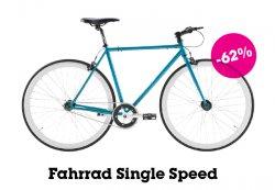 Single Speed Bike 54 oder 59 Rahmen für 152,95€ inkl. Versand @Mömax