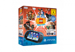 SONY PS Vita WiFi LEGO Mega Pack Bundle für 149€ [idealo 199€]@ Mediamarkt