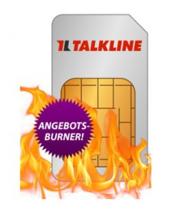 Takline E-Plus Talk Easy 100 Aktion effektiv 0€ mtl. @getmobile