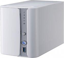 Thecus N2520 Gigabit NAS System Mediaplayer für 149,00 € inkl. Versand (204,36 € Idealo) @Cyberport